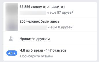 Много разных отзывов